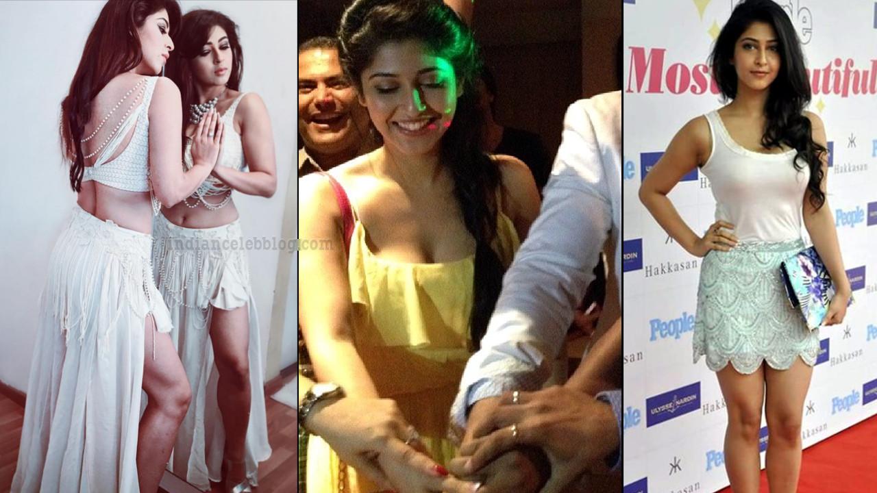 Sonarika bhadoria sexy legs n cleavage show Photo gallery