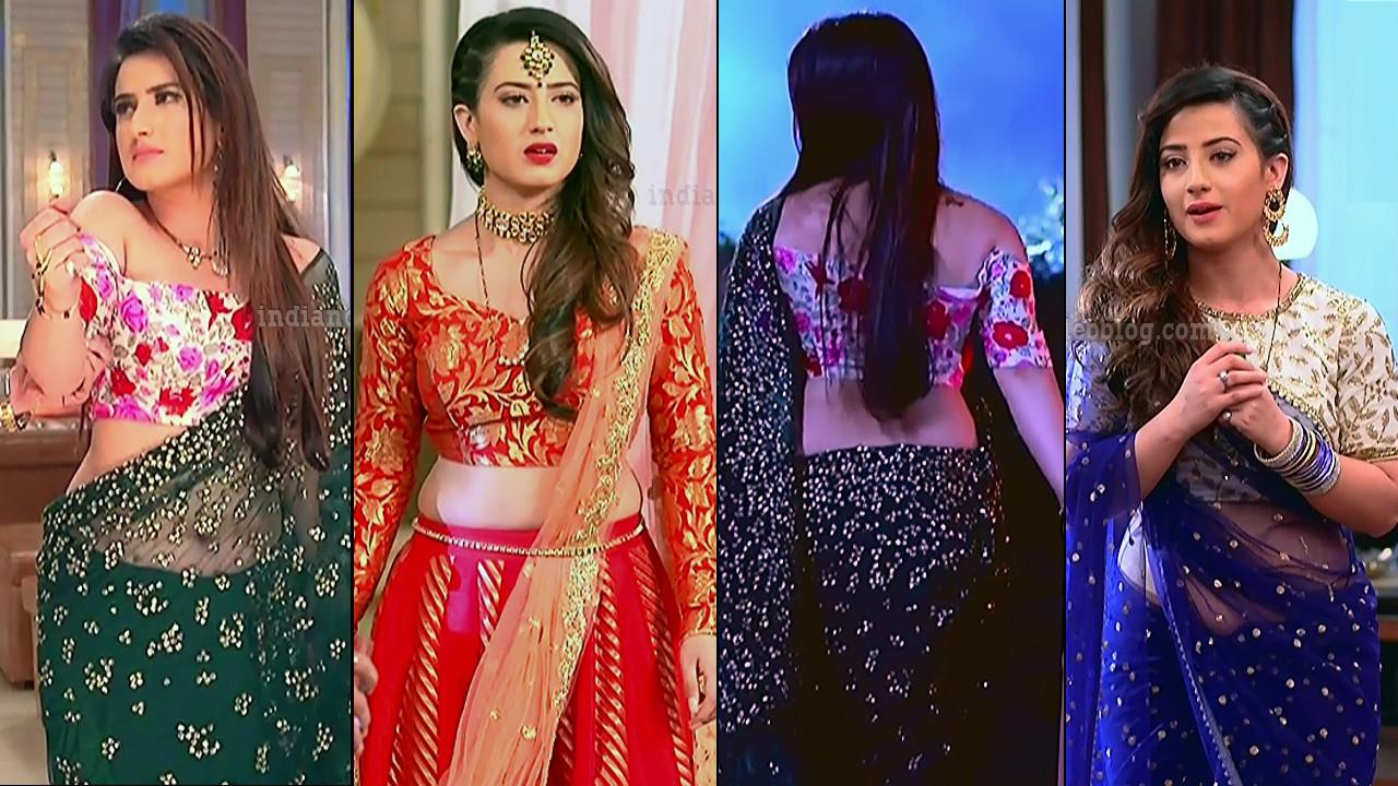 Alisha Panwar Ishq mein marjawan actress pics gallery