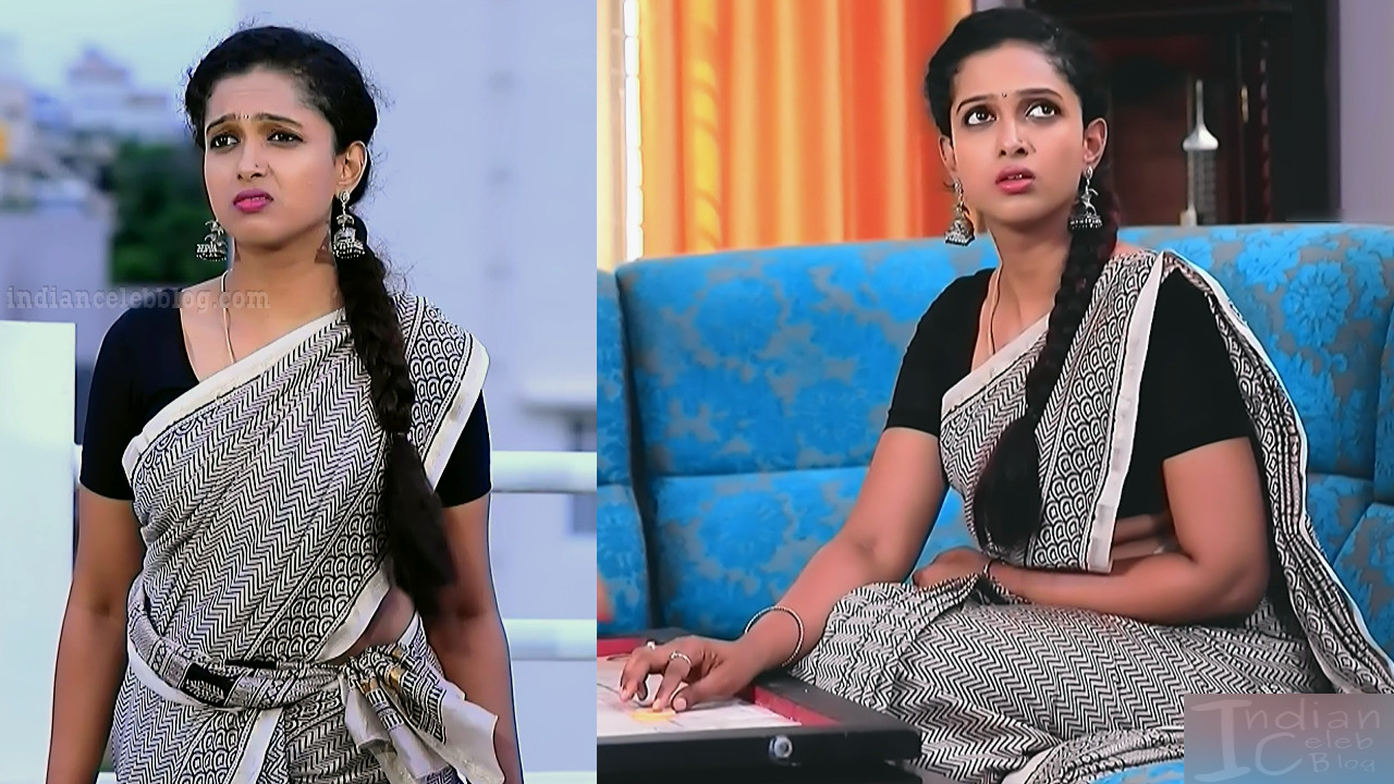 Apoorva bharadwaj kannada tv actress S2 7 sari pics