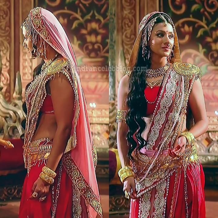 Barkha bisht sankatmochan hanuman TV serial S1 4 pics
