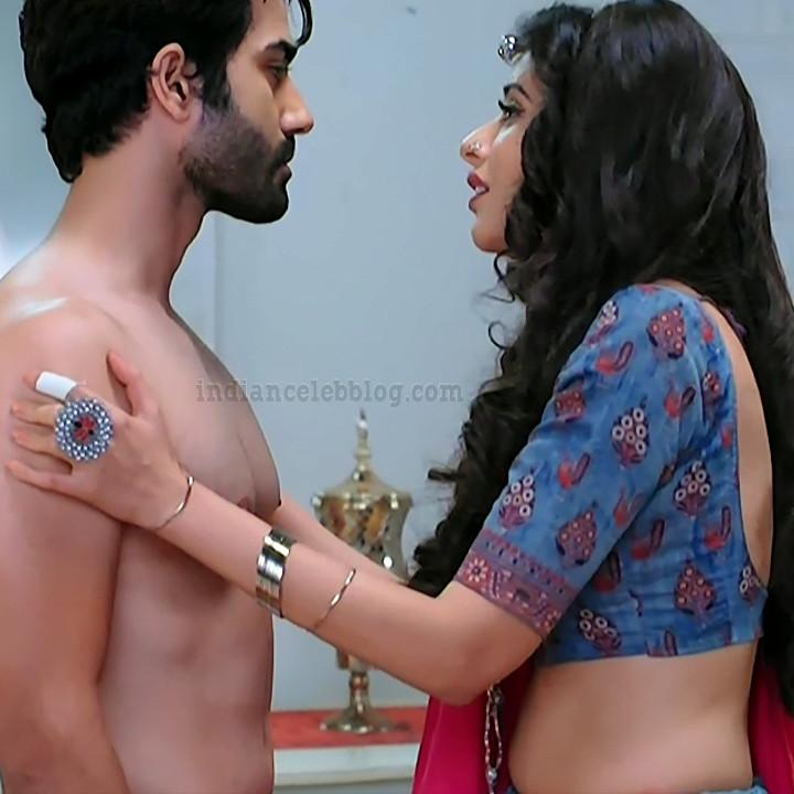 Charu asopa jiji maa tv serial S1 2 lehenga photo
