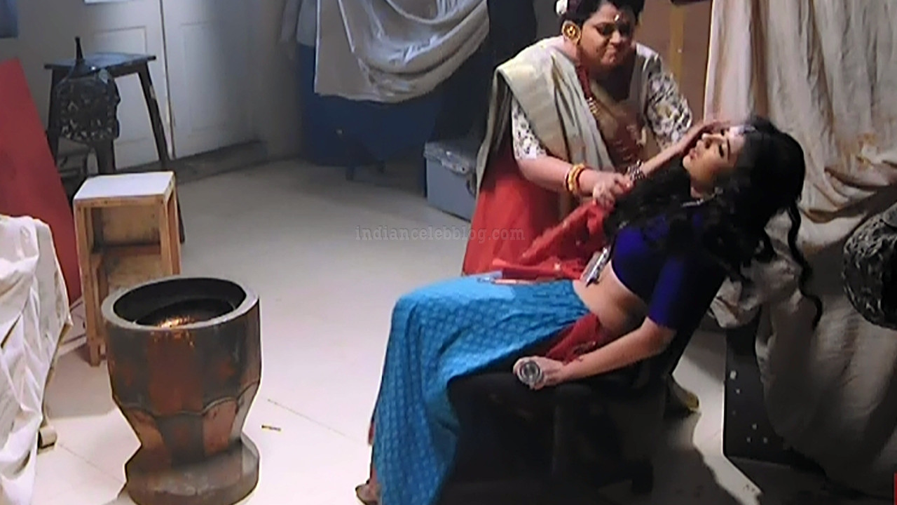 Charu asopa jiji maa tv serial S1 9 lehenga photo