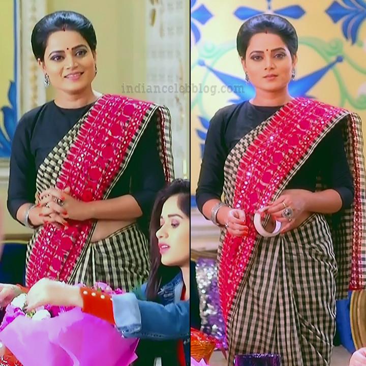 Dolphin dubey Tu Ashiqui actress TuAS2 7 sari pics