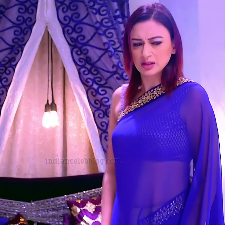 Gauri pradhan photo in saree Tu Aashiqui S2 3