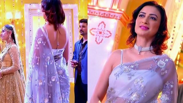 Gauri pradhan pics in saree Tu Aashiqui S2 4
