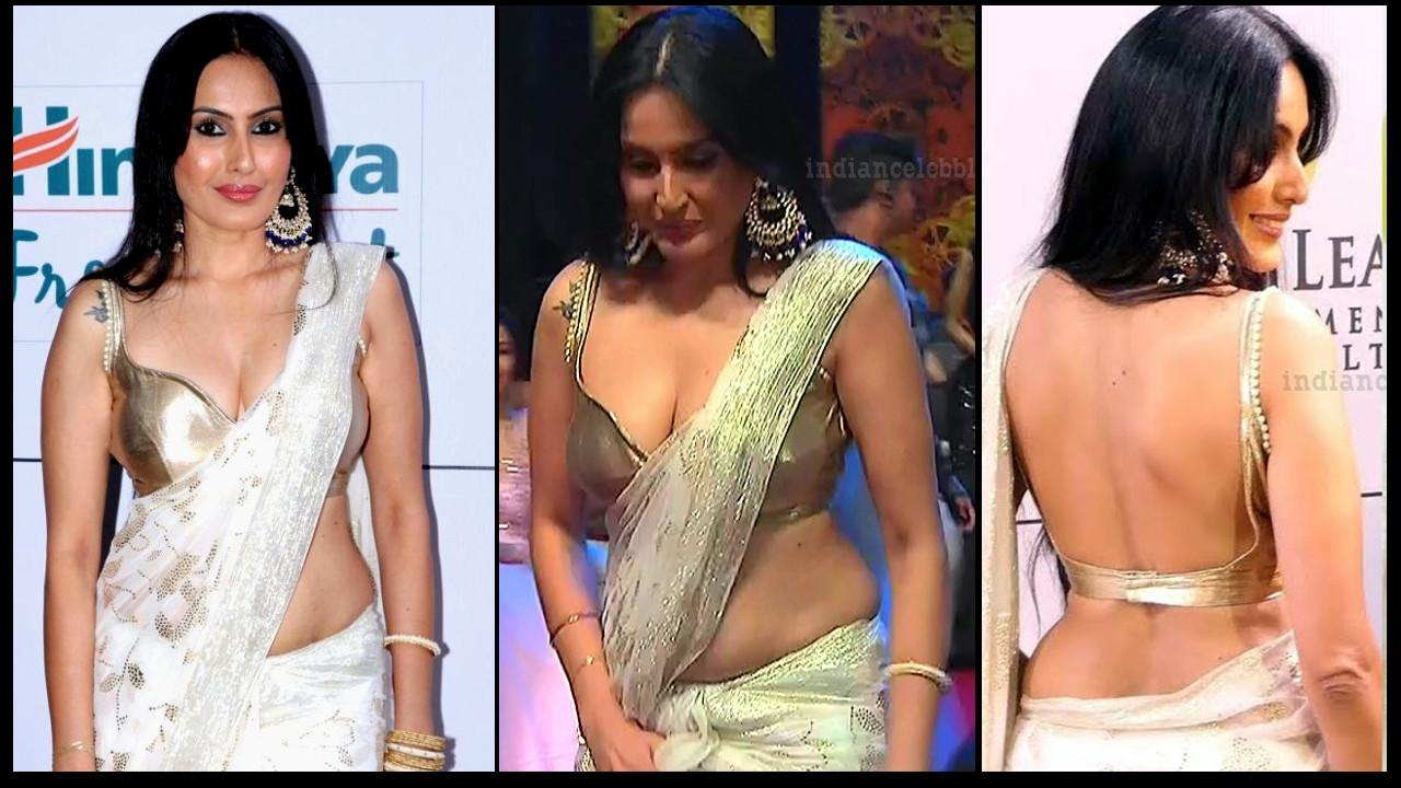 Kamya-punjabi-in-sari-kesh-king-gold-awards-2018_12_Thumb