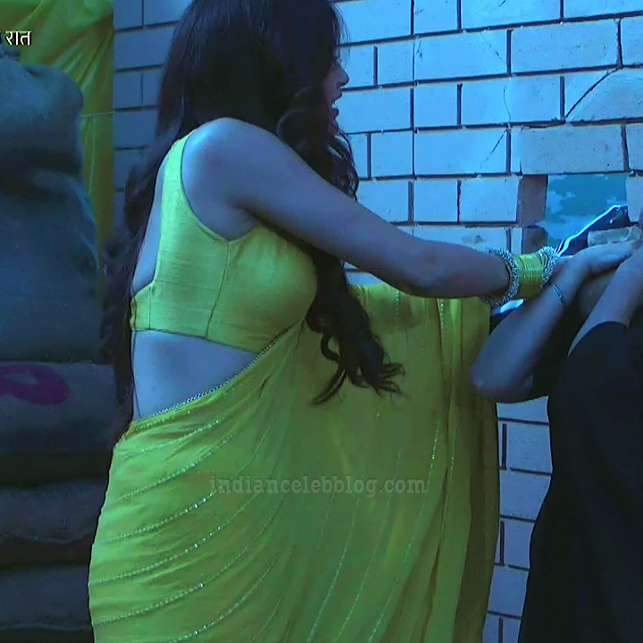Karishma tanna qayamat ki raat tv actress s1 13 saree photo