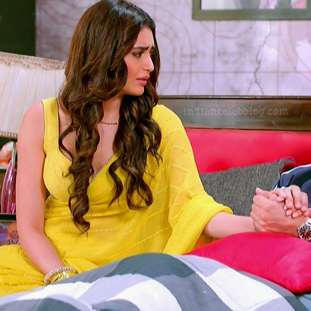 Karishma tanna qayamat ki raat tv actress s1 8 sari photo
