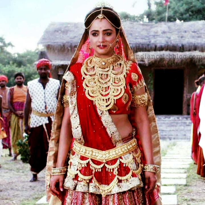 Madirakshi mundle Siya ke ram actress CTS3 14 pic