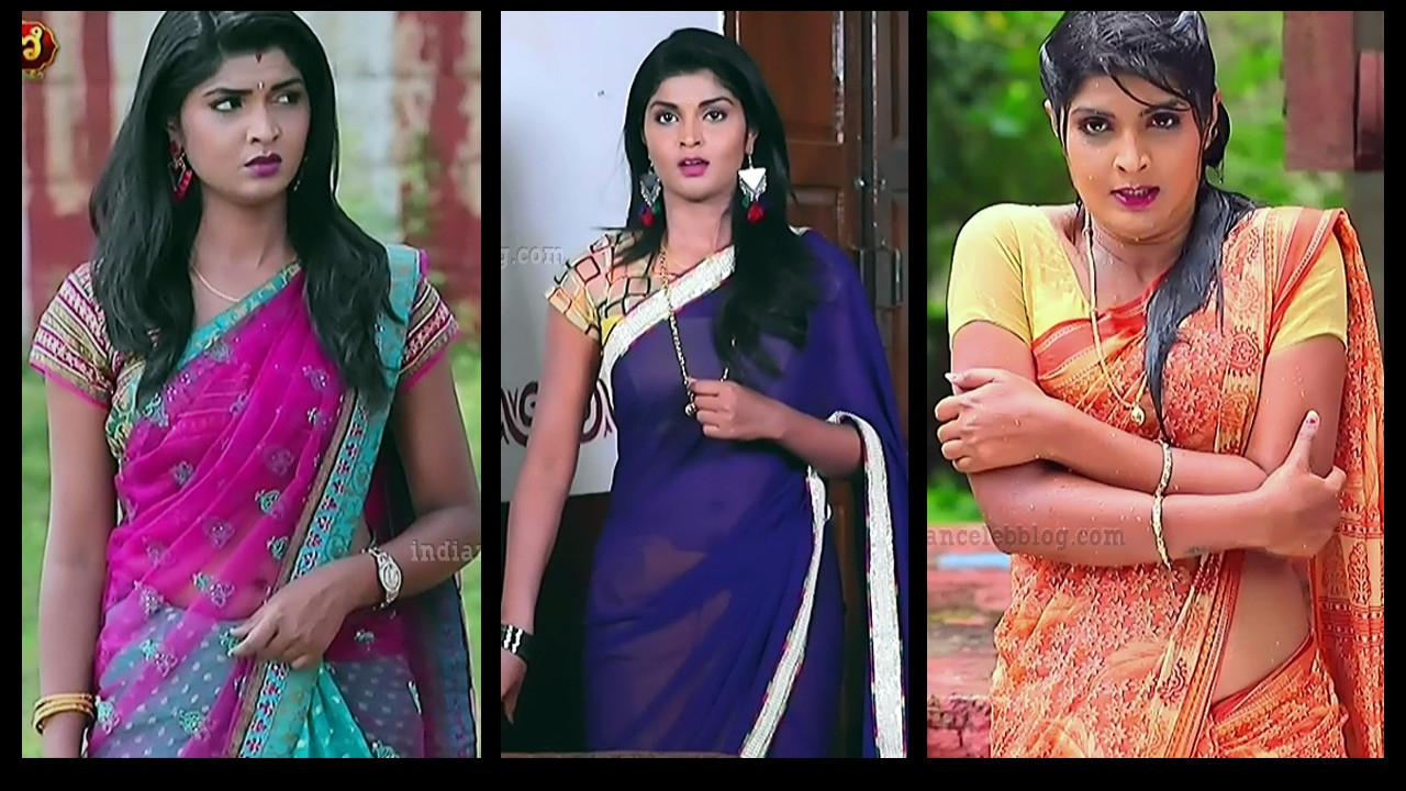 Manya anand kannada TV actress BiliHS2 14 thumb