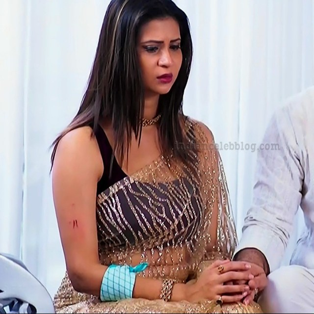 Parineeta borthakur bepannah tv actress S2 8 sari photo