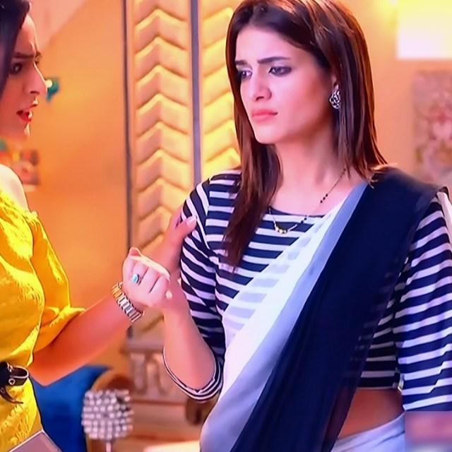 Shagun sharma Tu aashiqui TV show s1 4 saree photo