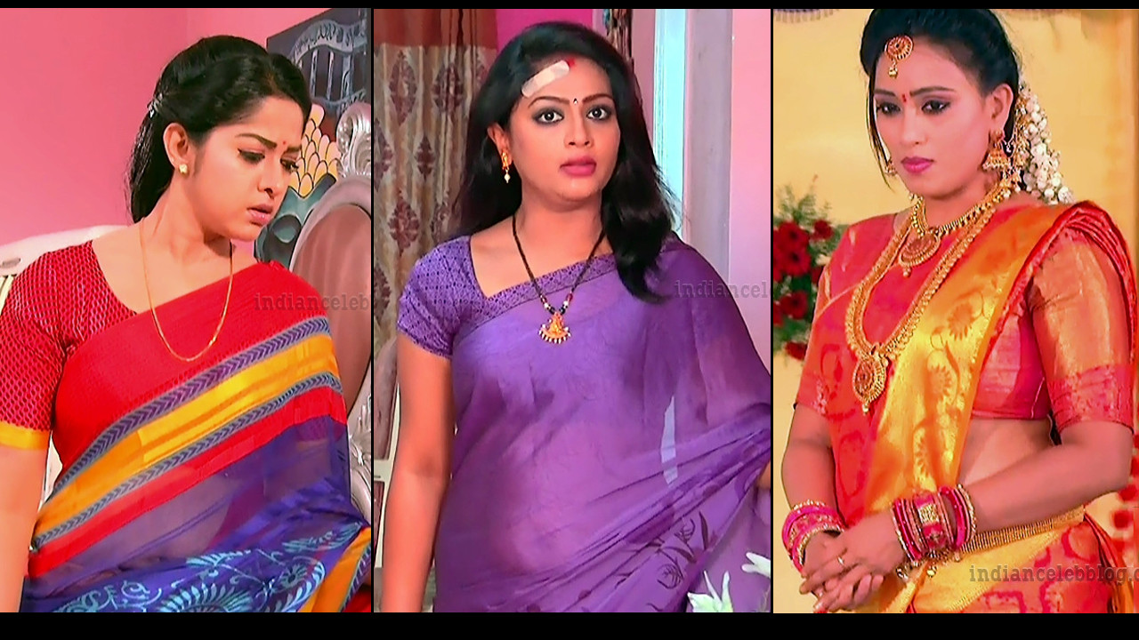 Telugu TV serial actress MscC5 17 thumb