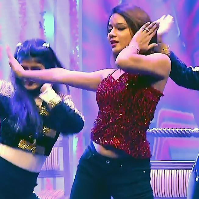 Aishwarya Dutta vijay tv reality show s1 11 photo