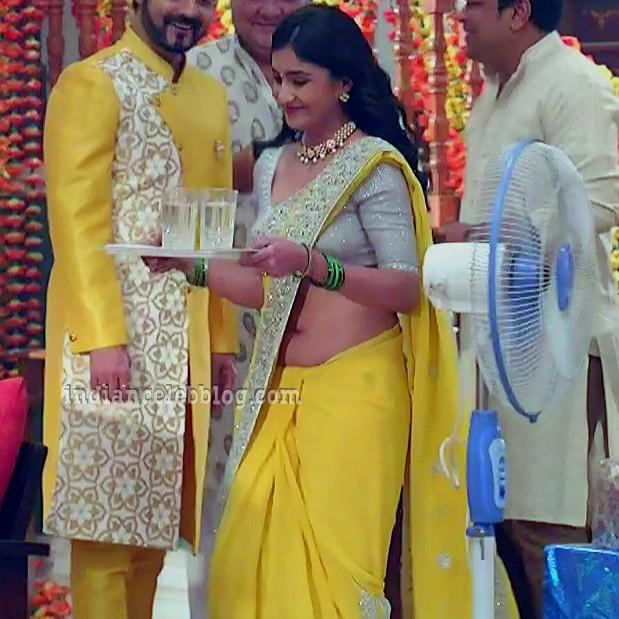 Antara banerjee hindi tv actress kasauti ZKS1 10 hot saree photo