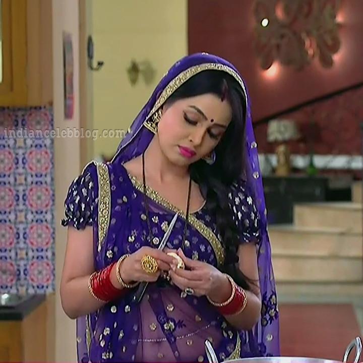 Shubhangi atre hindi tv actress Bhabhiji S4 1 saree photo