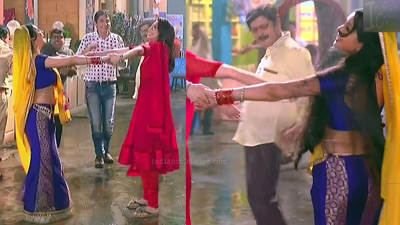 Shubhangi atre hindi tv actress Bhabhiji S4 6 saree pics