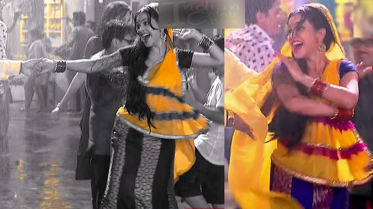 Shubhangi atre hindi tv actress Bhabhiji S4 9 sari pics