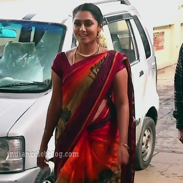Sreethu nair Kalyanamam kalyanam serial S1 15 sari photo