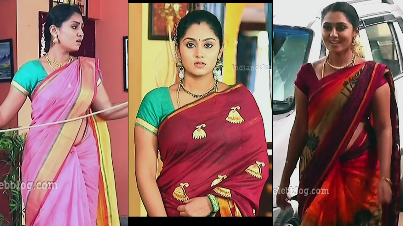 Sreethu nair Kalyanamam kalyanam serial S1 21 thumb