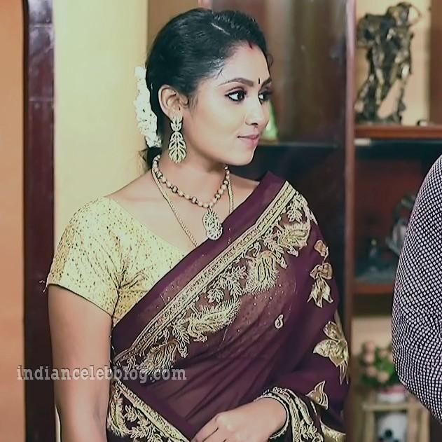 Sreethu nair Kalyanamam kalyanam serial S1 6 saree photo
