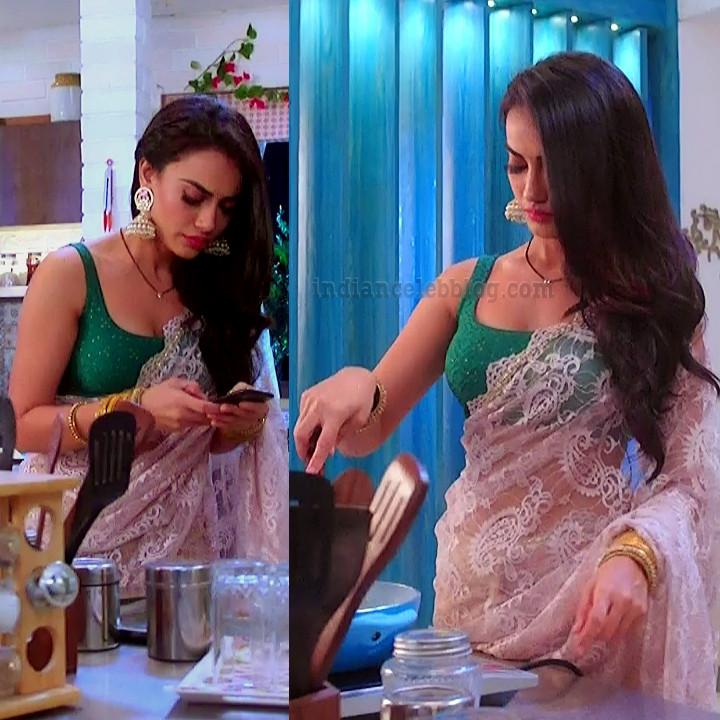 Surbhi jyoti Naagin 3 tv actress s6 11 saree pics
