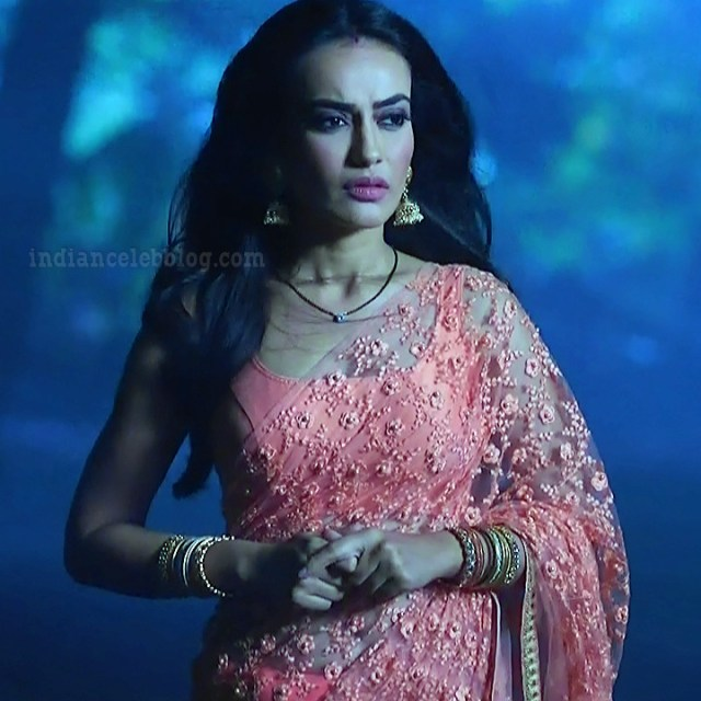 Surbhi jyoti Naagin 3 tv actress s6 6 saree photo