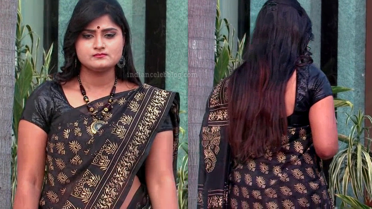 Tena Manasulu Telugu TV actress UKAS1 7 saree photo