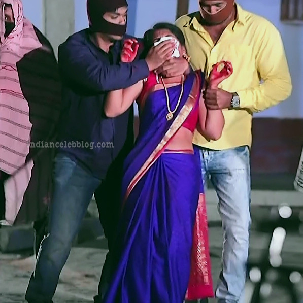 Amulya Gowda Kamali kannada serial actress S1 13 pic
