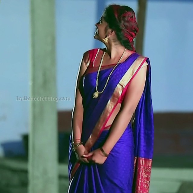 Amulya Gowda Kamali kannada serial actress S1 16 photo