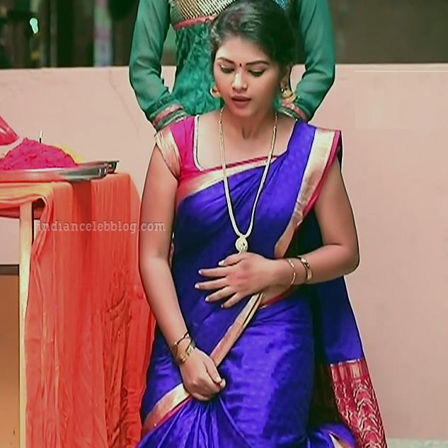 Amulya Gowda Kamali kannada serial actress S1 20 photo