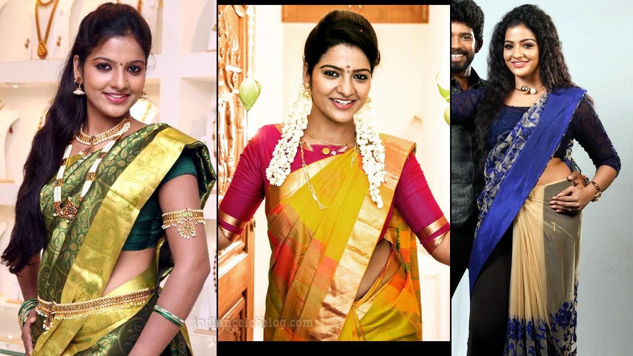 VJ Chitra Tamil TV Anchor hot Photo gallery