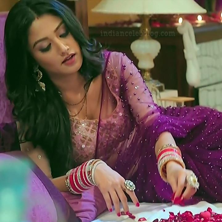 Donal bisht roop mard serial actress S2 2 saree photo