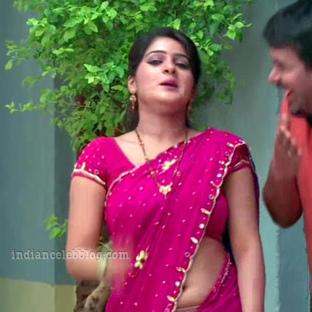 Monisha nandhini telugu serial actress s3 10 hot saree photo