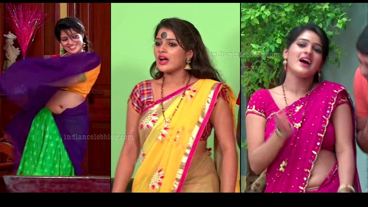 Monisha nandini telugu serial actress s3 22 hot thumb