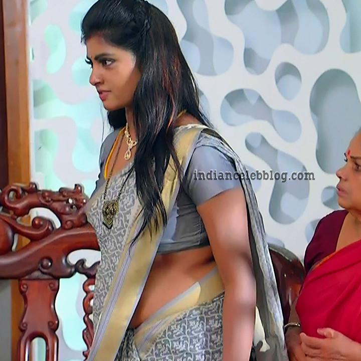 Nakshatra srinivas Maya tamil serial S2 15 hot saree pic