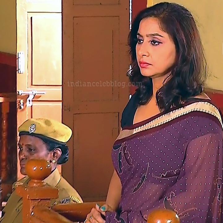 Rani tamil tv actress RangaVS1 12 hot saree photo