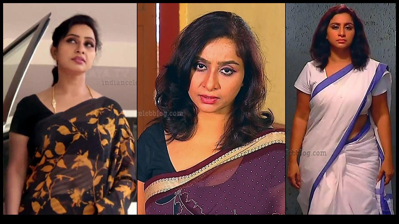 Rani tamil TV serial actress pics in saree