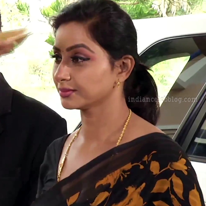 Rani tamil tv actress RangaVS1 8 hot saree photo