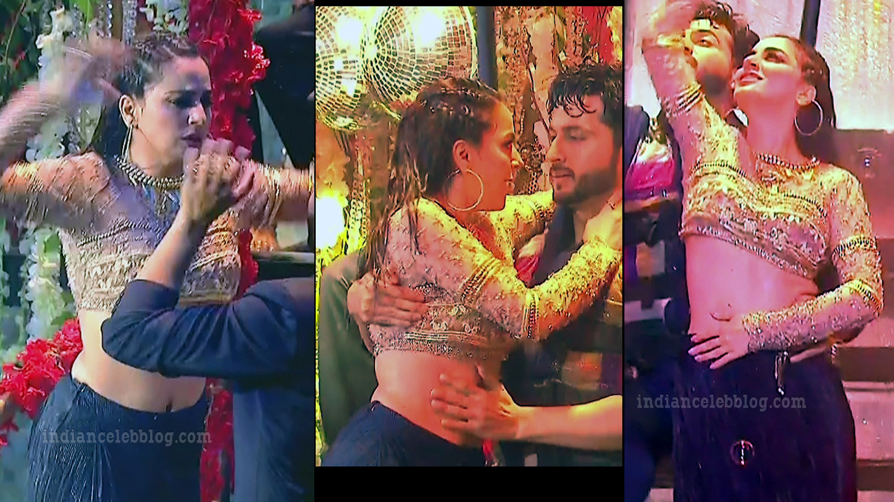 Shraddha arya Dheeraj dhoopar Hindi TV awards hot Dance