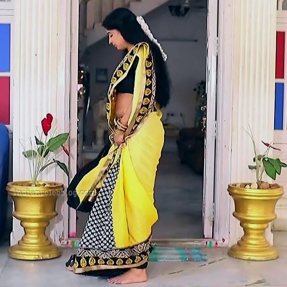 Shyamili Nayar Devathaiyai kanden actress S1 17 saree photo