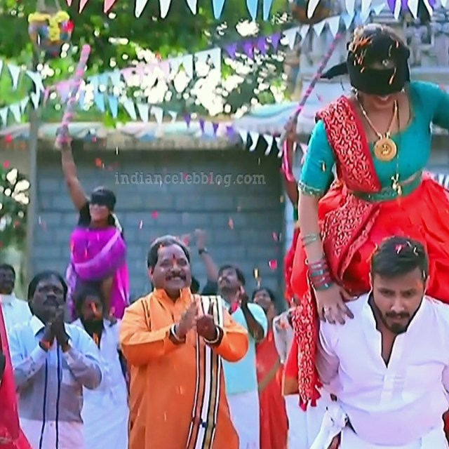 Supritha sathyanarayan kannada tv actress SeethaVS1 10 pic