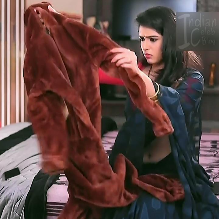 Supritha sathyanarayan kannada tv actress SeethaVS1 23 saree photo