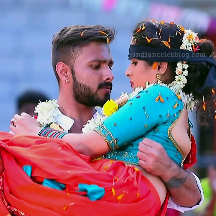 Supritha sathyanarayan kannada tv actress SeethaVS1 9 pic