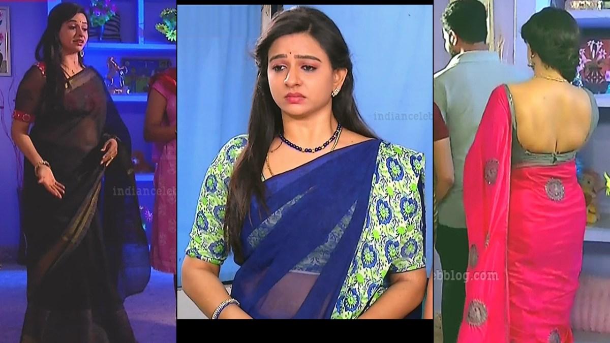 Divya Ganesh Tamil Tv Actress From Sumangali Serial