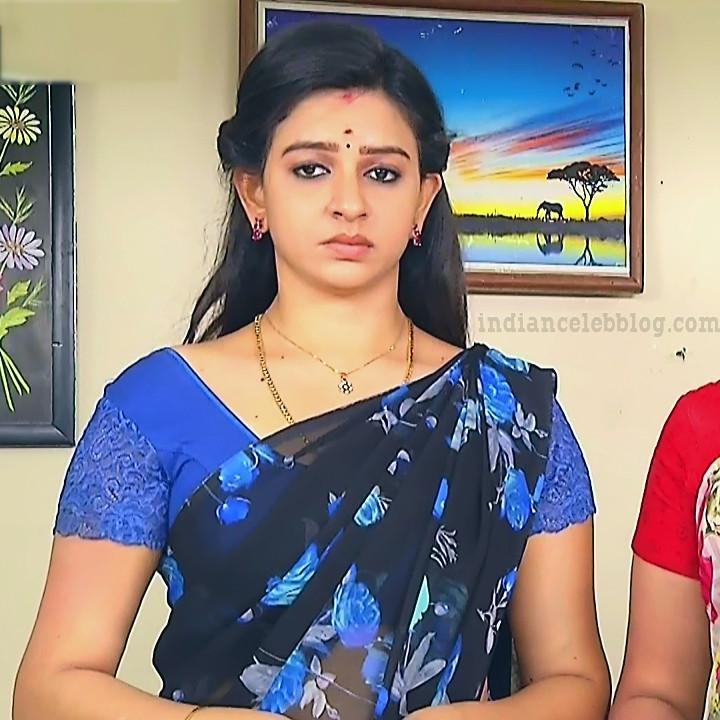 Divya ganesh tamil tv actress sumangali S6 8 saree pics