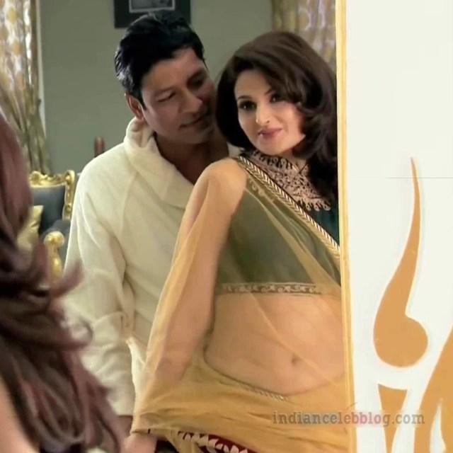 Monica Bedi Hindi TV actress YTDS2 1 hot saree photo