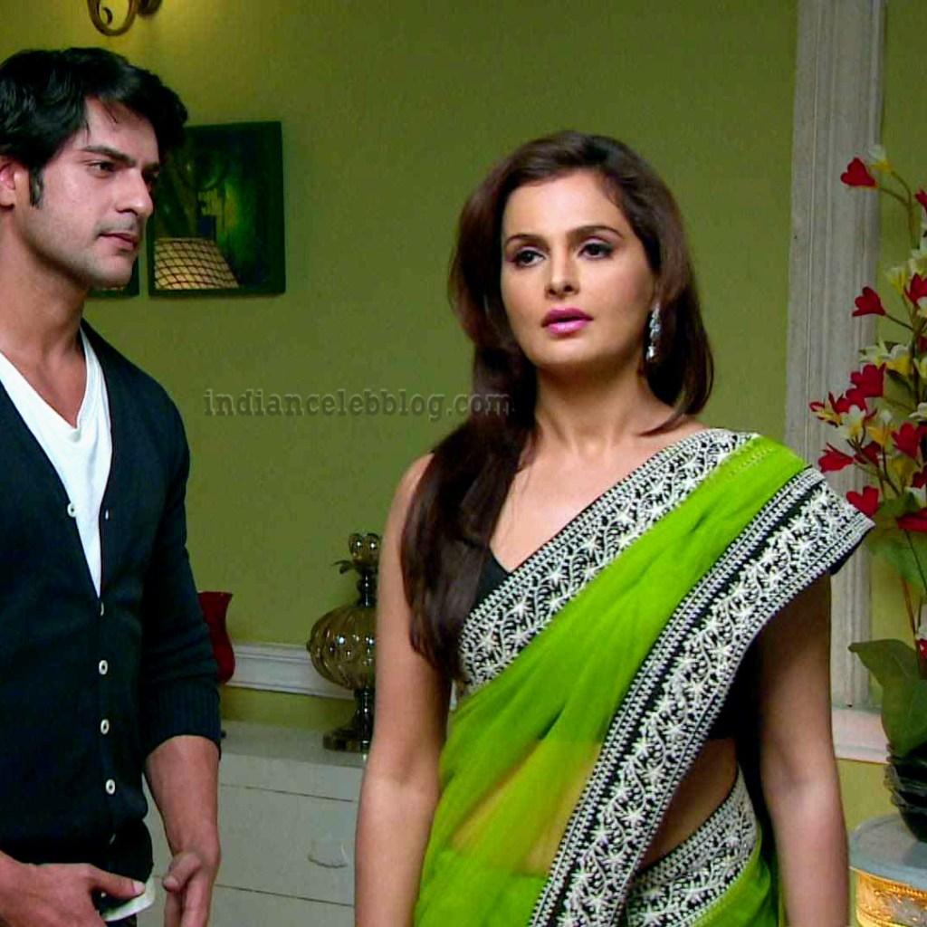 Monica Bedi Hindi TV actress hot saree Caps – Indian Telly Show