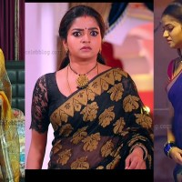 Nithya Ram Nandini TV serial actress pics gallery