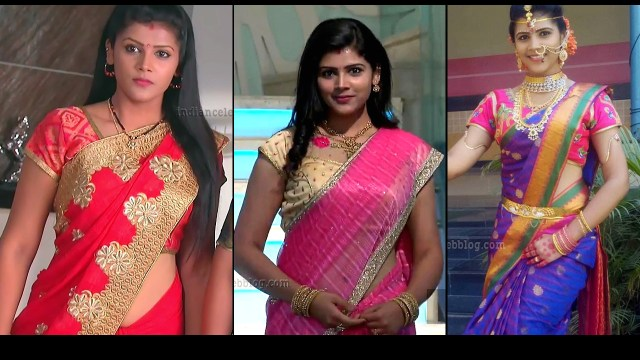 Sangeetha Kamath Telugu TV actress CTS1 19 thumb